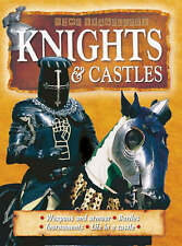 Knights and Castles (My First Book of...) (Time Travellers),ACCEPTABLE Book