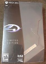 Halo 4 -- Limited Edition (Microsoft Xbox 360, 2012) Brand NEW Sealed