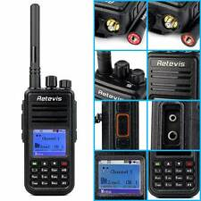Retevis RT3 DMR Radio Walkie TalkieUHF400-480MHz 5W 1000CH radio bidirezionale