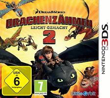 Drachenzähmen leicht gemacht 2 (Nintendo 3DS, 2015)