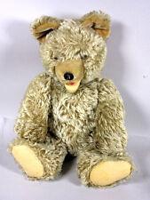 Alter großer Hermann Teddybär, blond, ca.52 cm    5QM8857