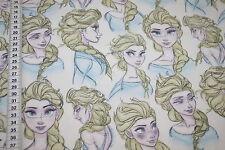 Walt Disney Jersey  Stoff Frozen Die Eiskönigin 1m