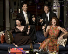 Will and Grace [Cast] (42166) 8x10 Photo