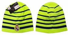Real Madrid FC Fitted Beanie Winter Hat Cap New W/Tags OSFM K1Y28 Neon Yellow
