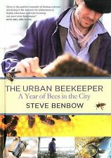 The Urban Beekeeper Book ~ How to Keep Bees in the City ~ BRAND NEW HARDCOVER!