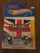 New 2012 LionHeart Dan Wheldon DW-1 Hot Wheels w/ PROTECTOR