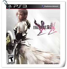 PS3 SONY PLAYSTATION GAMES Final Fantasy XIII-2 Square Enix RPG