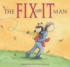 The Fix-it Man by Dimity Powell (Hardback, 2017)