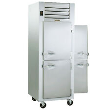 Traulsen G10003P Pass-Thru Refrigerator with Right and Left Hinged Doors