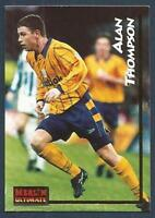 MERLIN ULTIMATE 1995-96-PREMIER LEAGUE- #045-BOLTON-NEWCASTLE-ALAN THOMPSON