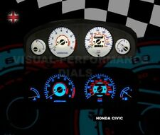 Fits: Honda Civic mk6 MB2/MB6 speedo dash bulb lighting upgrade kit plasma glow