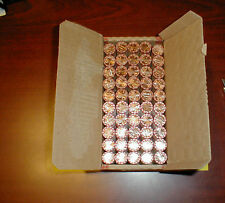 50 Roll Box of 2015 Lincoln 25 P 25 D Penny Cent Shield * Free Priority Shipping