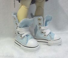 Taeyang Obitsu 1/6 Male Bjd Dollfie Hujoo Berry Doll Folded Sneaker Shoes Blue