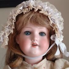 "Antique Armand Marseille 390 A 4 M Bisque Head Composition Body  20"" Doll"
