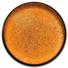 Lincoln Cent Blank Planchets That have Never Been Struck - Sku #22033