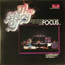 "12"" DLP Focus The Story Of (Hocus Pocus) 70`s Grammophon Polydor"