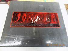 X-FILES FIGHT THE FUTURE SPECIAL COLLECTORS EDITION- VHS