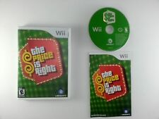 The Price is Right game for Nintendo Wii -Complete