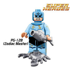 Zodiac Master custom minifigure Lego fittable building toy Batman movie se