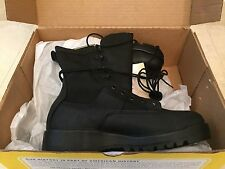 Brand New Belleville USA Light Weight Waterproof Black Combat & Flight Boot