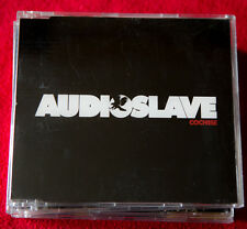 AUDIOSLAVE SOUNDGARDEN Chris Cornell RATM COCHISE cd promo with SIAE Italy