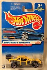 Hot Wheels 2000 First Editions #31/36 Roll Cage collector #091