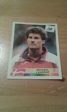 N°224 MICHAEL LAUDRUP # DANMARK PANINI FRANCE 98 WORLD CUP ORIGINAL 1998