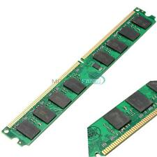 2GB DDR2 800MHz PC2-6400 For AMD CPU Motherboard Desktop DIMM Memory RAM 240Pin