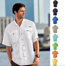 Details about  /Columbia Men/'s PFG Bahama II Short Sleeve Shirt