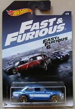 Hot Wheels 2017 Fast & Furious 6 '70 FORD ESCORT RS1600 6/8