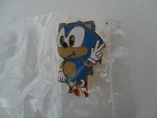 SONIC THE HEDGEHOG 2 Palloncino RARO 2011 BIG nuovo smalto metallo pin badge pin locale