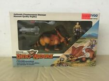 1989 Dino-Riders CHASMOSAURUS with LLAVA Tyco NOS Factory Sealed Vintage