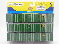 EMP 53' Stoughton Container 3-Pack Set #3 HO - Athearn #72538
