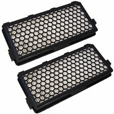 2-Pack HQRP Active HEPA Filters for Miele S5281 S5381 S5484 S5580 S5981