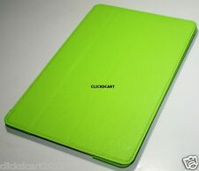 Tri-Fold Slim Smart Cover Leather Case With Screen Protector For Apple iPad Air