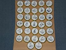 Herforder Kronkorken  Serie 2005  32 Stück  Bottle Caps full set , Capas , Tapi
