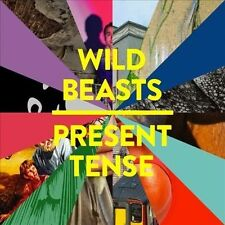 Present Tense [Digipak] by Wild Beasts (CD, Feb-2014, Domino)