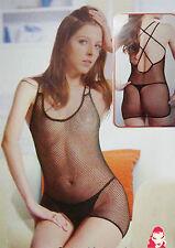 Sexy Lingerie Sleepwear Nightwear Women Underwear Hot Fishnet body stocking