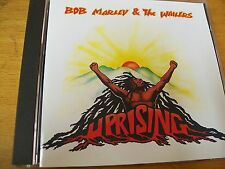 BOB MARLEY AND THE WAILERS UPRISING  CD MINT- REGGAE