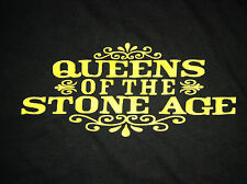 Queens Of The Stone Age Vintage T-Shirt Rated R Feel Good Hit Of Summer Kyuss