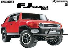 Tamiya 58588 1/10 Toyota FJ Cruiser CC-01 Electric 4WD Off-Road Truck Kit