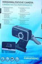GRUNDIG High Performance Mini Camera ~ New in Box