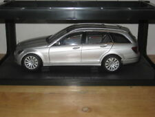 1/18 AUTOART MERCEDES-BENZ C-KLASSE T-MODELL(S204)ELEGANCE SILVER PANO ROOF  NEW