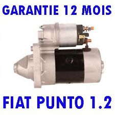 FIAT PUNTO 1.2 1994 1995 1996 1997 1998   2000 REMANUFACTURED DEMARREUR MOTEUR