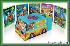 SCOOBY DOO - MYSTERY MACHINE COLLECTION -10 DISC DVD