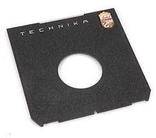 Linhof Technika Lens Board Copal #1 Objektivplatte Objektiv Bord Kamera Zubehör