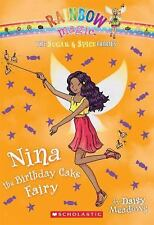 The Sugar and Spice Fairies Ser.: Nina the Birthday Cake Fairy 7 by Daisy...