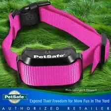 Petsafe YardMax Rechargeable Dog Fence Collar Receiver PIG00-11116 + PINK STRAP