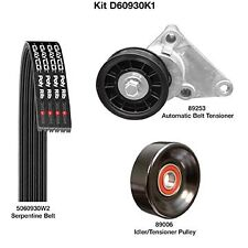 Dayco D60930K1 Serpentine Belt Drive Component Kit