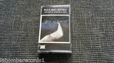 ZZ- CASSETTE PAUL MC CARTNEY - GOODBYE AMERICA 1993 - RARE